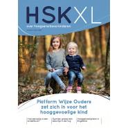 HSK-XL nr. 4, tijdschrift over hoogsensitieve kinderen